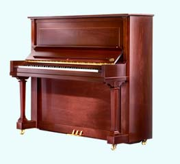 moving upright piano