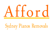 Sydney Piano Removals Logo
